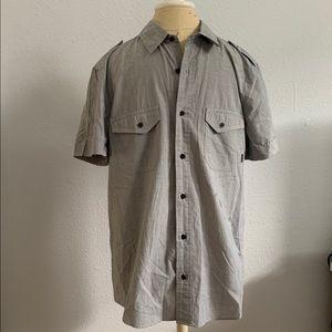 R44 Rogan Standard Issue Nordstrom Gray Shirt